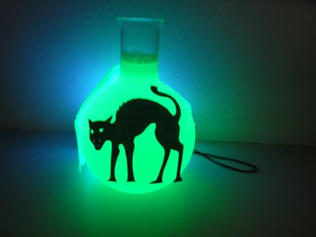 Ghoulish glow 4