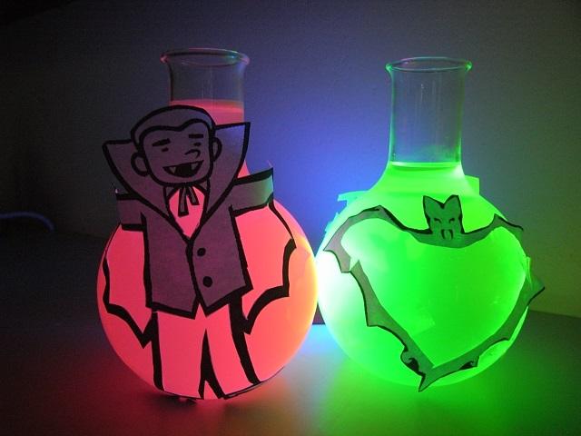Ghoulish glow 2