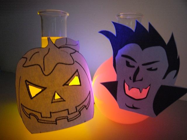 Ghoulish glow 3